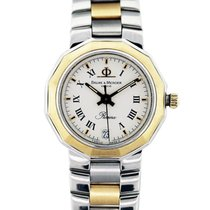 Baume & Mercier Riviera Ladies Two Tone Watch