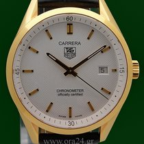 TAG Heuer Carrera Automatic Date Chronometer Certified 18k...