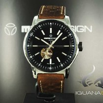 Momo Design Pilot Vintage Heritage Automatic Watch, 46MM.