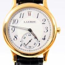 L.Leroy  18 Krt Gold