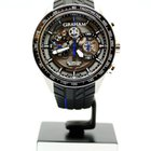 Graham Silverstone RS 46mm Skeleton Chronograph