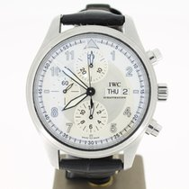 IWC Flieger Spitfire Chrono Day-Date (B&P2012) 42mm Steel