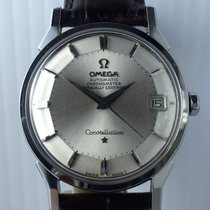 Omega Vintage Constellation Pie Pan Dial w/ Date Cal. 561