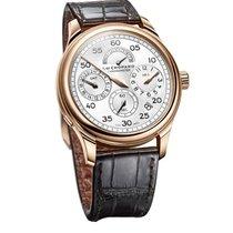 Chopard L.U.C Regulator Silver Dial 18 Carat Rose Gold...