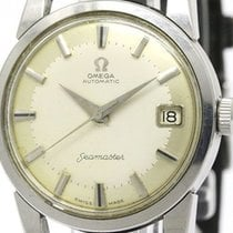 Omega Seamaster Cal 503 Steel Automatic Mens Watch 2849 15 Sc...