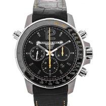 Raymond Weil Nabucco Automatic Chronograph 46 Black Dial...