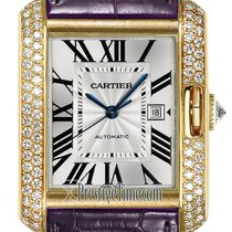 Cartier Tank Anglaise Medium Automatic wt100017