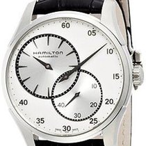 Hamilton MEN'S JAZZMASTER REGULATOR WATCH