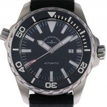 Zeno-Watch Basel Pro Diver 2  Stahl Kautschuk Automatik 48mm