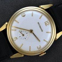 Wittnauer 14K Elegant Fancy Dial Wristwatch