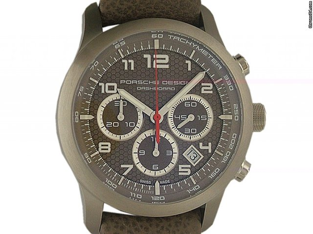 Porsche Design PTC P&amp;#39;6612 Chronograph 42mm