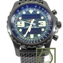 Breitling Professional Chronospace Blacksteel Ltd1000 m7836522...