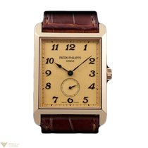 Patek Philippe Gondolo 18K Rose Gold Men`s Watch