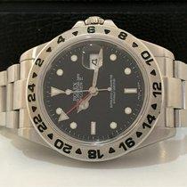Rolex Explorer Il Black Dial