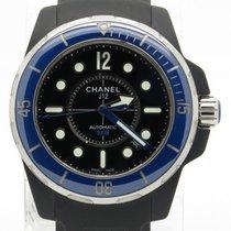 Chanel J12 Marine H2561 Ceramic Pvd 38mm Automatic Mens Watch...