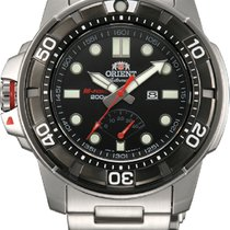 Orient M-FORCE BEAST SEL06001B AIR DIVERS AUTO SAPPHIRE