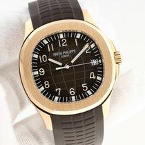 Patek Philippe Rose Gold Aquanaut 5167R-001.