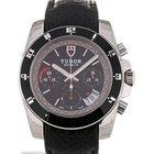 Tudor Grantour 42 Chronograph Black Dial