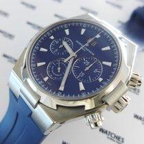 Vacheron Constantin Overseas Chronograph Blue Dial - 49150/000...