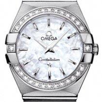 Omega Constellation Women's Watch 123.15.27.60.05.001