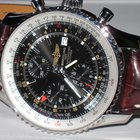 Breitling Navitimer World GMT Steel Chronograph Automatic