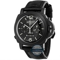 "Panerai Luminor 1950 Moonpulsante GMT 8 Days ""The Black..."