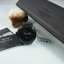 Haemmer Noblica Automatc Limited Edition Black Glasboden...