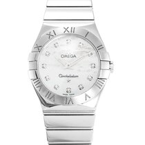 Omega Watch Constellation Small 123.10.27.60.55.002