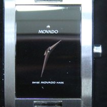 Movado Eliro Stainless Ladies Quartz Watch 84.C1.415.A