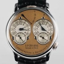 F.P.Journe Chronometre a Resonance Platinum New