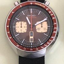 Seiko Speed-Timer Bullhead chronographe roues à colonnes