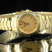 Ebel Wave Lady Gold