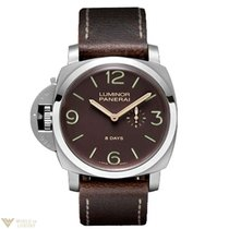 Panerai Luminor 1950 Left-handed 8 Days Titanio Special...