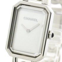 Chanel Polished Chanel Premiere Mop Dial Steel Quartz Ladies...