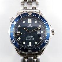 Omega Seamaster 300m 41mm quartz 2541.80.00 blue, good condition