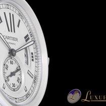 Cartier Calibre De Cartier Automatik Weiss 42 mm
