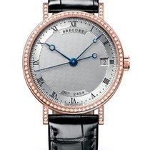 Breguet Brequet Classique 9068 18K Rose Gold Ladies Watch