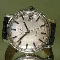 Omega vintage 1970 calatrava date genève geneve ref 136.070...