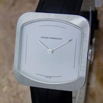 Girard Perregaux Swiss Made 1970s Mens Manual Stainless Steel...