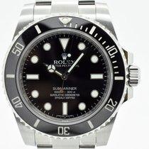 Rolex Submariner (No Date) 114060LN