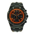Audemars Piguet Royal Oak Offshore Volcano PVD Black & Orange