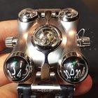 Mb&f HM6 Space Pirate - Horological Machine 6