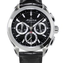 Alpina ALPINER MANUFACTURE 4 FLYBACK - 100 % NEW - FREE SHIPPING
