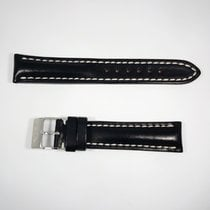 Breitling Black Strap 18/16mm Black
