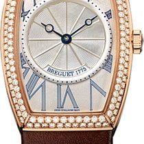 Breguet Heritage Phase de Lune Mother of Pearl Dial Ladies...