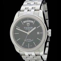 Tudor Glamour Day-Date Ref.: 56000 - Box/Papiere - Bj.:...