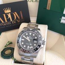 Rolex GMT MASTER II 116710LN neuve à partir de 119€/mois