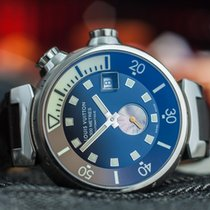 Louis Vuitton Tambour Diving 300m Automatic Date