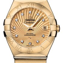 Omega Constellation Co-Axial Automatic 27mm 123.50.27.20.58.001