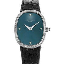 Patek Philippe Watch Golden Ellipse 4382